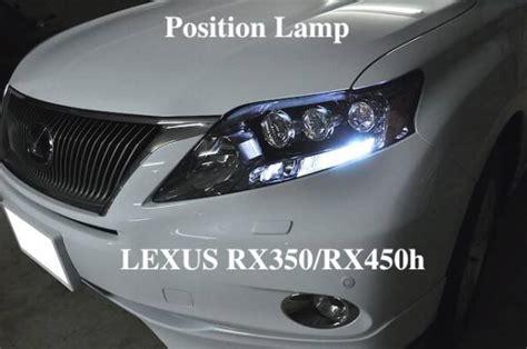 2010 lexus rx 350 light bulb replacement led light bulb replacement for the 2010 rx clublexus