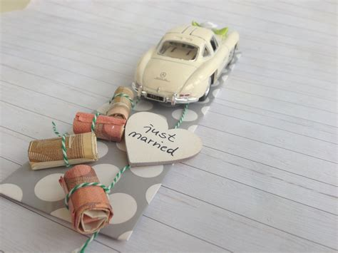 Hochzeit Geldgeschenk by Geldgeschenk Zur Hochzeit Hochzeitsauto Mercedes