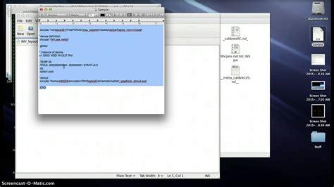 virtuoso layout youtube virtuoso tutorial part 5 simulating layout youtube