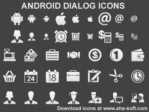 How to Design Dialog Icons for Android