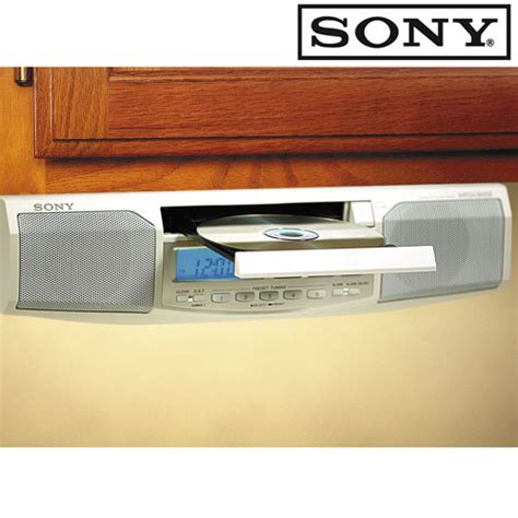 under kitchen cabinet radio cd player under cabinet radios lookup beforebuying