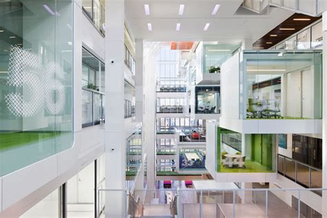 Macquarie Headquarters By Edward Ogosta Architecture