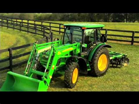 Mba Vs Jd Review by Deere 5 Series Utility Tractors