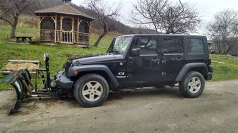Jeeps For Sale In Ny 2009 Jeep Wrangler Unlimited X For Sale In Buffalo New York