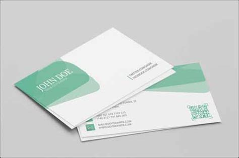 75 free business card psd templates