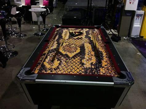 unique pool table felt custom pool table felt snake skin pool table accessories