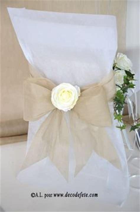 deco de chaise pour mariage marriage d 233 co on 50 pins