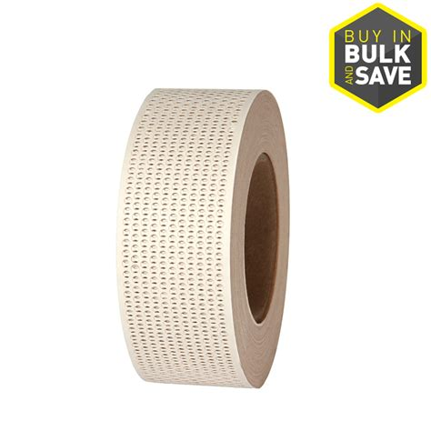lowes drywall tape shop easy joint tape 2 in x 100 ft white self adhesive
