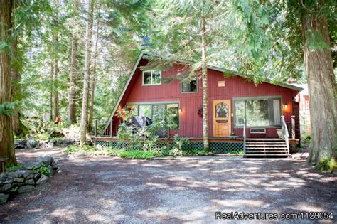 Cabin Rentals Mt Rainier by Mt Rainier Cabins At Three Bears Lodge Vacation Rentals