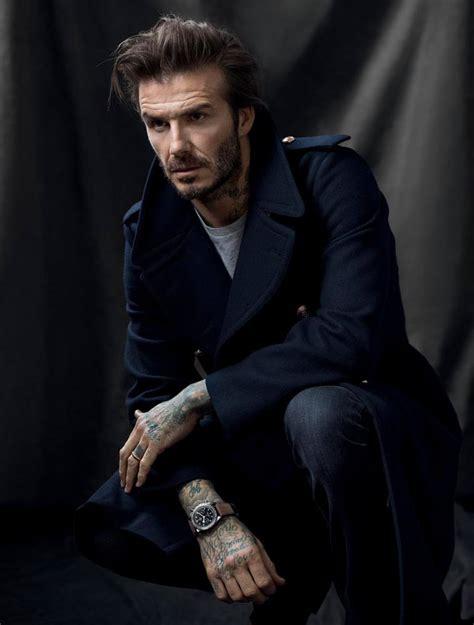 Beckham To With The by David Beckham Tudor Ambassador