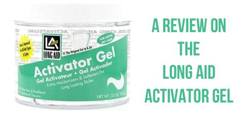 whats in curl activator long aid curl activator gel