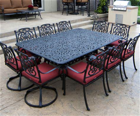 types of patio furniture aluminum tubing aluminum tubing furniture