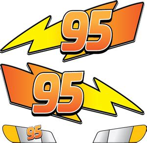 Cars Logo Sticker by Lighting Mcqueen 95 Stickers Logo Vector Pdf Free