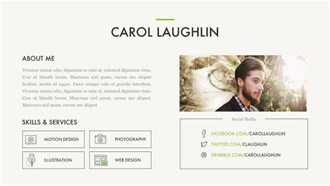 10 free powerpoint templates to present your photos with style