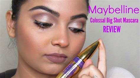 Lipgloss Maybelline Indonesia maybelline the colossal big mascara review