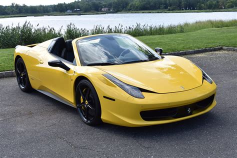 2012 ferrari 458 italia stock 7258 for sale near great neck ny ny ferrari dealer