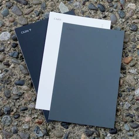 color scheme obsidian exterior paint colour combinations for 2012 from cloverdale paint s new artisan collection