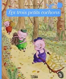 libro minicontes classiques les trois petits cochons di anne royer d apr 232 s hans christian