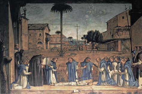 Kunstdrucke Modern 1507 by Burial Of St Jerome 1507 9 Vittore Carpaccio Als