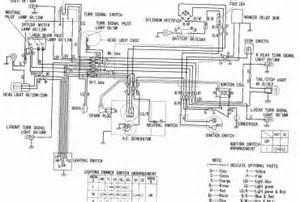 engine lifan 110 wiring diagrams repair manuals and