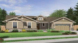 Craftsman One Story House Plans by One Story House Plans Craftsman Style One Story Craftsman