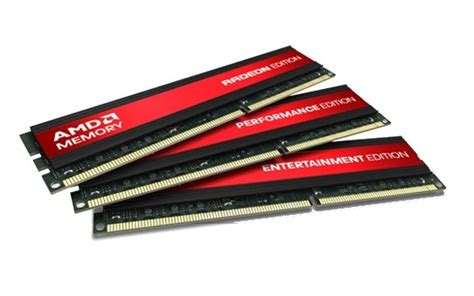 Ram Amd Radeon amd annuncia la commercializzazione dei propri moduli di