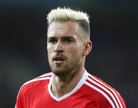 wales and arsenal fc star aaron ramsey explains exactly aaron ramsey wales arsenal euro 2016 xi which premier