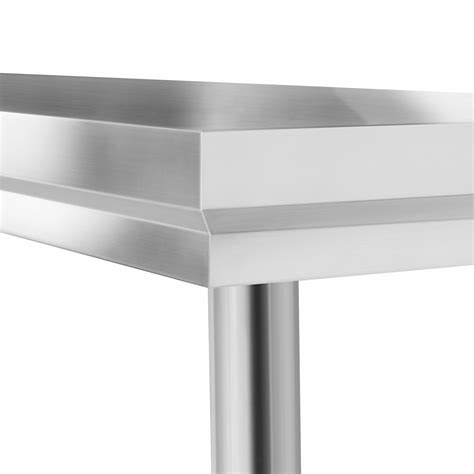 stainless steel kitchen table top 201 commercial stainless steel kitchen work bench top food