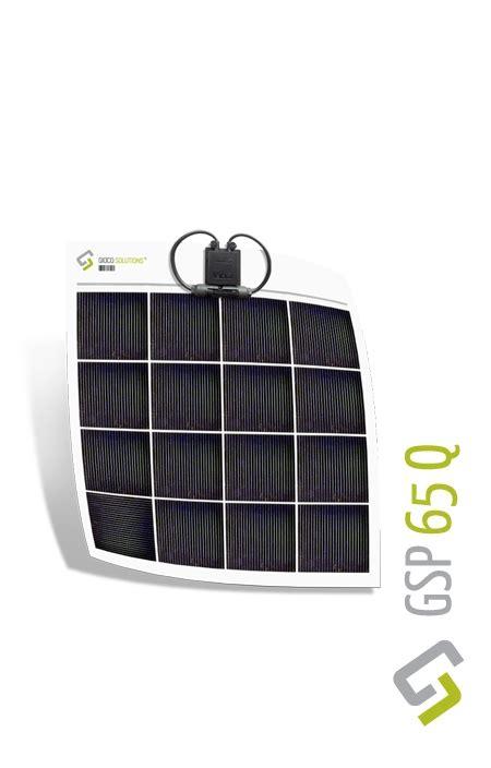 gsp design foto e video gsp 65 q flexible photovoltaic panel gioco solutions srl