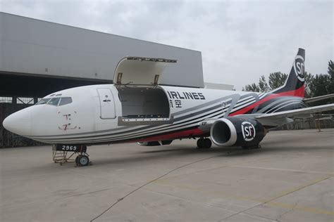 sf airlines takes delivery of b737 conversion from pemco ǀ air cargo news