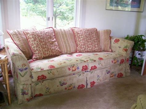shabby chic couch slipcovers shabby chic slipcovers for sofas tricia s custom made