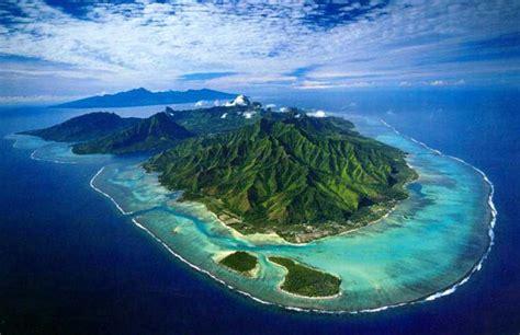 Ile De Tahit Tatahi Bora Bora by Tahiti La Perle Des Mers Du Sud Arts Et Voyages