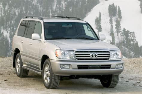 Toyota Land Cruiser Review 2006 Toyota Land Cruiser Review Top Speed