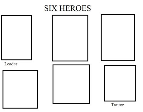 Meme Template Download - six heroes meme template by jasonpictures on deviantart
