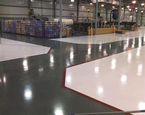 epoxy flooring provides durability gold coast business