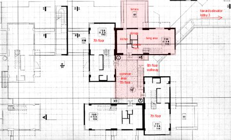 habitat 67 floor plans habitat 67 residences study 3 level 1