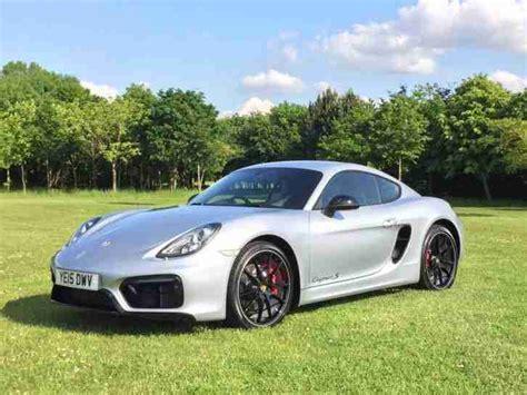 Porsche Cayman 4s by Porsche 2015 Cayman 981 3 4 S Pdk Paddle Shift Damaged