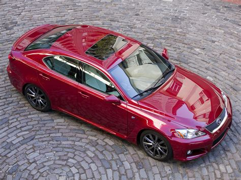 isf lexus red lexus is f red gallery moibibiki 3