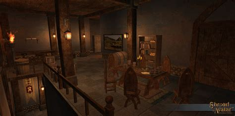 founder house shroud of the avatar benefactor knight home revealed