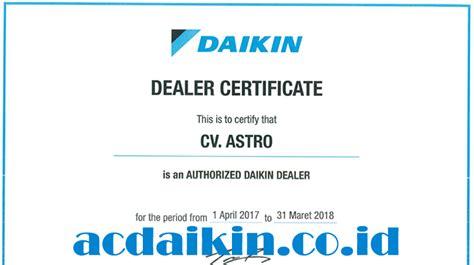Ac Daikin Makassar dealer resmi daikin 2017 2018 ac daikin