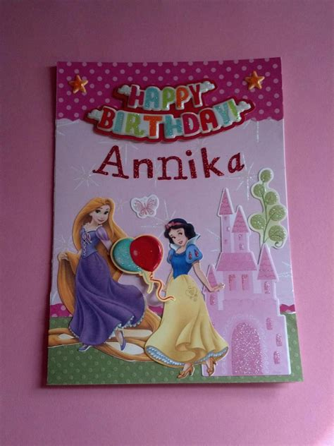 Childrens Handmade Birthday Cards - custom handmade children s birthday cards on luulla