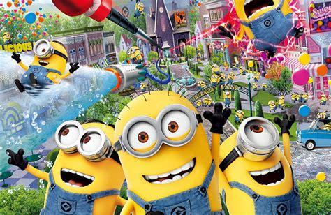 imagenes navideños de minions os minions v 227 o ganhar um parque tem 225 tico na universal