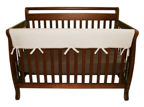Are Crib Rail Covers Safe by Trend Lab Fleece Cribwrap Rail Cover For Rail