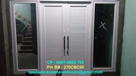 Pintu Kusen Alumunium pintu panel aluminium surya aluminium
