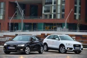 Audi Q3 Gebrauchtwagen österreich by Audi A3 Vs Q3 Autobild De