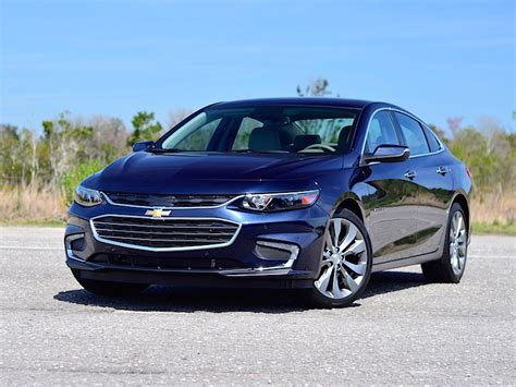 2016 chevrolet malibu review carfax