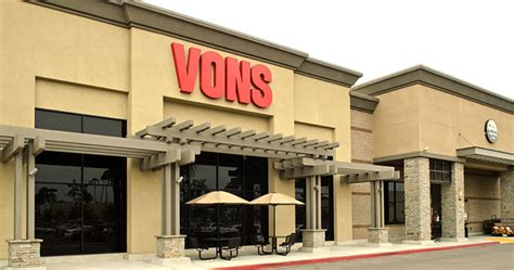 Vons Hours Vons Operating Hours