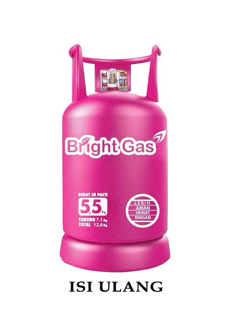 Winn Gas Torch Ms T3 bright gas isi pcs 5 5kg klikindomaret