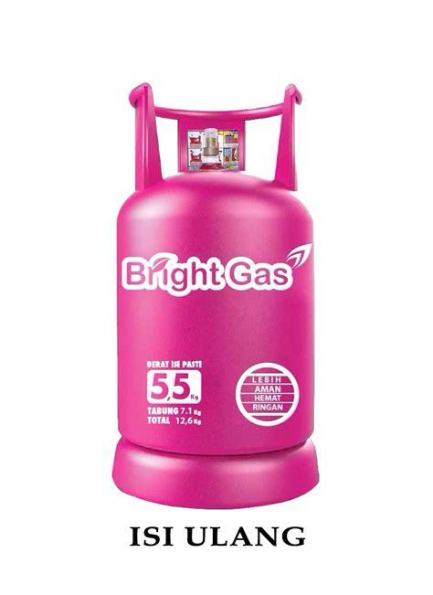 Winn Gas W 1a Kompor Portable 9446 bright gas isi pcs 5 5kg klikindomaret