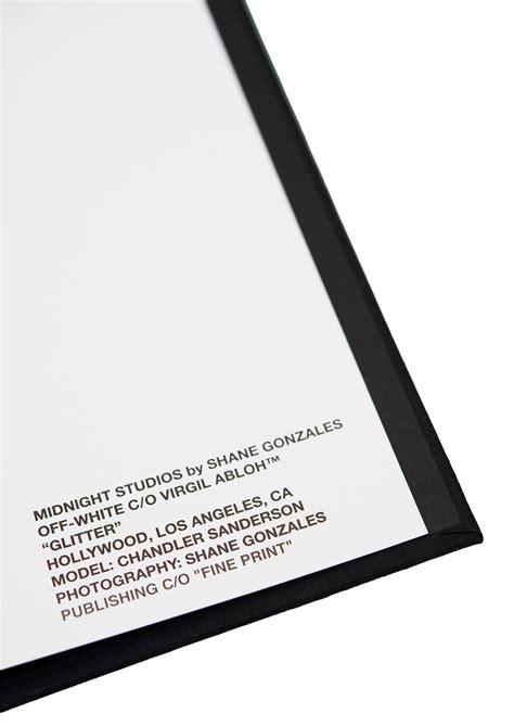 Kaos Offwhite White White 10 white books offwhite